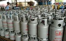 Giá gas tăng lần thứ 5 liên tiếp, thêm 2.000 đồng/bình 12kg