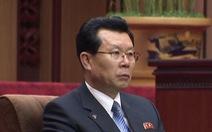 Tân thủ tướng Triều Tiên lần đầu lộ diện trước công chúng