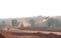 Đề nghị làm nông nghiệp công nghệ cao trên đất hoàn thổ dự án Alumin