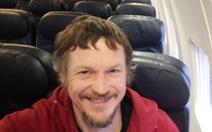 Hi hữu chuyến bay sức chứa 189 người chỉ phục vụ 1 hành khách