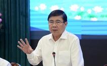 TP.HCM đang chờ ý kiến trung ương để bầu hai phó chủ tịch