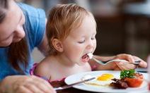 Dị ứng trứng ở trẻ nhỏ
