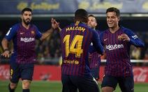 Barca gặp Atletico Madrid và những trận cầu hay cuối tuần này