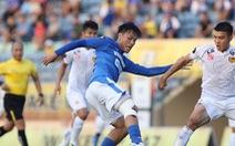 Vòng 4 V-League 2019: Mạc Hồng Quân ghi bàn giúp Quảng Ninh đá bại Quảng Nam