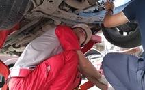 Nissan Việt Nam kết luận gì vụ xe X-Trail rò rỉ dầu nhớt?