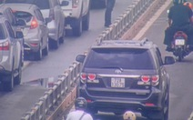 TP.HCM 'xin' xử lý vi phạm trên đường dẫn cao tốc TP.HCM - Long Thành - Dầu Giây