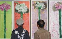 'Xuân đáo bách hoa khai' trên tranh của 10 họa sĩ Hà Nội