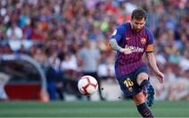 Messi trở thành 'Vua đá phạt' hay nhất mọi thời đại