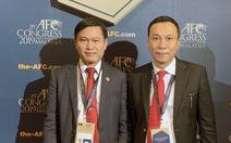 Ông Trần Quốc Tuấn tái đắc cử vào Ban Thường vụ AFC