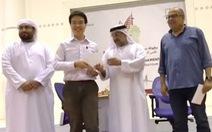 Lê Quang Liêm giành ngôi á quân Giải cờ chớp Dubai 2019