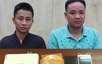 Bắt giữ hai nghi phạm cho vay lãi nặng đến 216%/năm ở Thanh Hóa