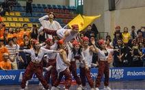 Sôi động nhảy đối kháng tại chung kết Giải thể thao sinh viên Việt Nam