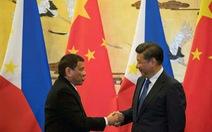 Nghị sĩ Philippines nói Trung Quốc 'không thể là bạn bè'