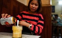 Sau 'cà phê trứng', thực khách tiếp tục ngạc nhiên với món 'bia trứng'
