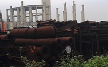 Nhà máy thép đầu tư ngàn tỉ, bán đấu giá được 205 tỉ