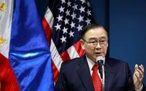 Ngoại trưởng Philippines nói Mỹ sẽ là đồng minh quân sự duy nhất