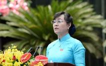 Sắp bầu chủ tịch HĐND TP.HCM thay bà Nguyễn Thị Quyết Tâm