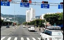 CSGT đã xác định được 9 ô tô vượt đèn đỏ ở Đà Nẵng và sẽ xử phạt