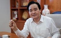 Bộ trưởng Phùng Xuân Nhạ trải lòng sau 3 năm ngồi 'ghế nóng'