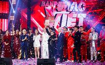 Fire Band lội ngược dòng, đoạt quán quân Ban nhạc Việt mùa 2