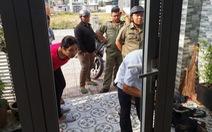 Truy bắt các đối tượng phá khoá vào nhà dân trộm tài sản