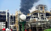 Nổ nhà máy hóa chất Formosa ở Đài Loan, hơn 10.000 người sơ tán