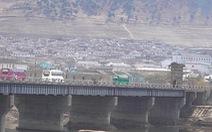 Trung Quốc, Triều Tiên thông thêm cầu mới nối hai nước