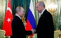 Ông Putin: Mỹ vi phạm nghị quyết LHQ vụ cao nguyên Golan