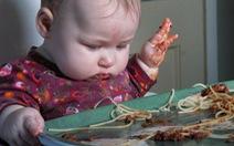 Những quy tắc cũ trong việc cho trẻ ăn vẫn còn được áp dụng
