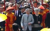 Mối lương duyên với Việt Nam của Nhật hoàng Akihito