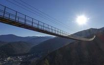 Cầu treo cho người đi bộ dài nhất nước Mỹ đón khách trong tháng 5