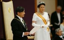 Tân Nhật hoàng: 'Sẽ luôn hướng suy nghĩ của mình tới người dân'