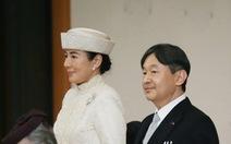 Nhật bước vào vương triều mới với lời chúc phúc 'ổn định và giàu có'