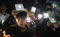 Samsung tiếp tục dự án 'Mặt trời mơ ước' đến vùng xa