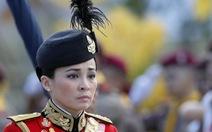 Ba ngày trước lễ đăng cơ, Vua Thái công bố đại tướng Suthida là hoàng hậu