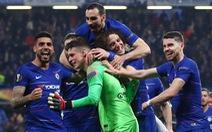 Chelsea gặp Arsenal ở chung kết Europa League