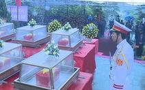 Các anh hùng liệt sĩ hi sinh trên đất Lào vì tình hữu nghị hai nước