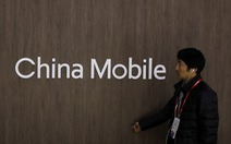 Trung Quốc chỉ trích Mỹ 'ép buộc vô lý' khi cấm China Mobile