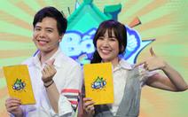 Hari Won cùng Trịnh Thăng Bình trổ tài chăm trẻ ở 'Bố là số 1'