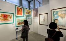 Triển lãm chân dung Hồ Chí Minh từ tranh cổ động