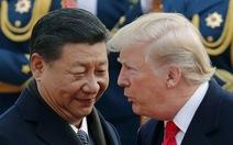 Ông Trump: 'Mỹ sẽ thu về hàng chục tỉ USD tiền thuế từ Trung Quốc'