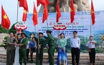 Tuyên truyền lưu động toàn quốc 'Trường Sơn - Con đường huyền thoại'