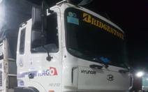 Chủ nhà xe báo bị mất trộm ôtô tải hơn 1 tỉ đồng