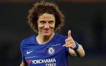 Chelsea gia hạn hợp đồng với David Luiz đến năm 2021