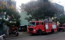 Cháy Văn phòng đăng ký đất đai, hồ sơ lưu trữ không ảnh hưởng
