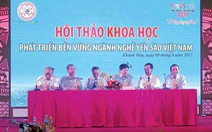 """Hội thảo khoa học """"Phát triển bền vững nghề nuôi chim yến tại Việt Nam"""""""