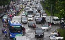 Gió Tây Nam mạnh, Nam Bộ và Sài Gòn 'mưa to gió lớn' 2 ngày cuối tuần