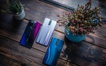 OPPO F11 Pro giới thiệu sắc màu mới Xám Tinh Vân