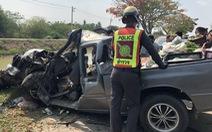 Nước ngoài phạt lái xe say xỉn: chăm sóc người bị xe tông, làm trong nhà xác
