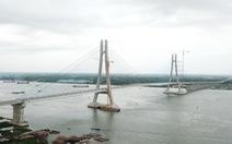 Cầu Vàm Cống sẽ thông xe vào cuối tháng 5